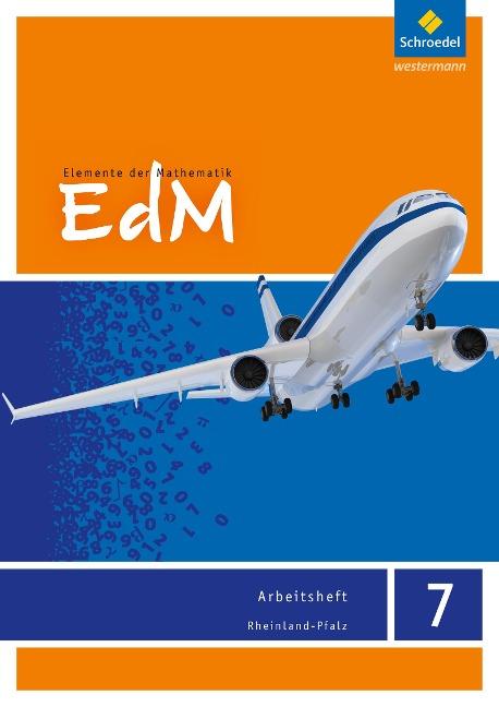 Elemente der Mathematik 7. Arbeitsheft. Sekundarstufe 1. Rheinland-Pfalz -