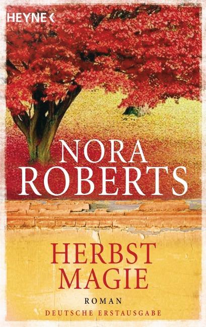 Herbstmagie - Nora Roberts