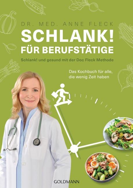 Schlank! für Berufstätige - Anne Fleck