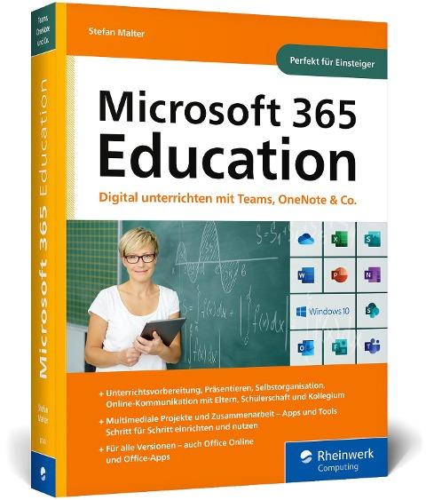 Microsoft 365 Education - Stefan Malter