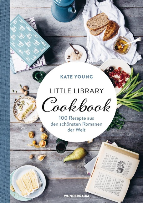 Little Library Cookbook - Kate Young