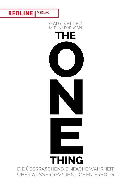 The One Thing - Gary Keller, Jay Papasan