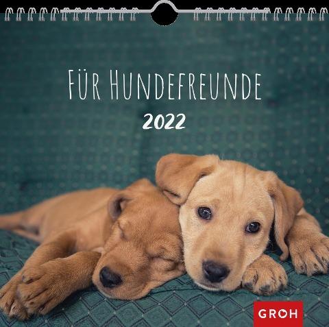Für Hundefreunde 2022 -