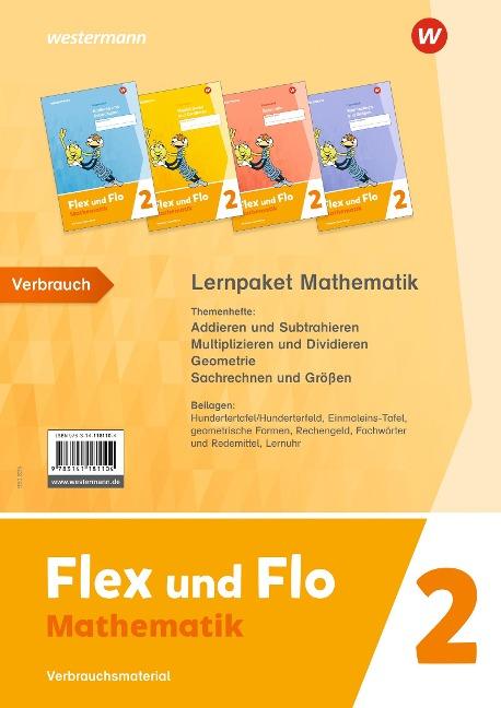 Flex und Flo 2. Paket Mathematik: Verbrauchsmaterial -