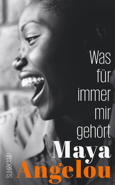 Was für immer mir gehört - Maya Angelou