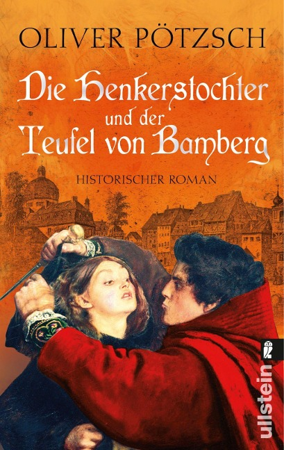 Die Henkerstochter und der Teufel von Bamberg - Oliver Pötzsch