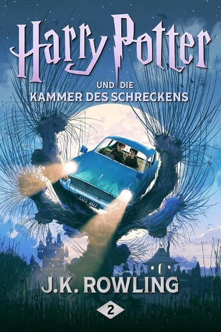 Harry Potter und die Kammer des Schreckens - J. K. Rowling