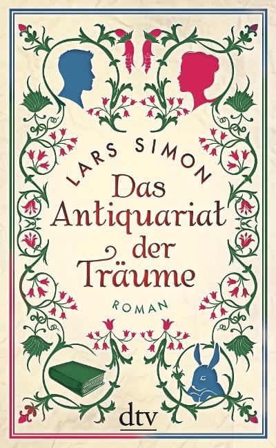 Das Antiquariat der Träume - Lars Simon