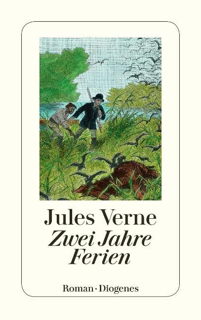 Zwei Jahre Ferien - Jules Verne