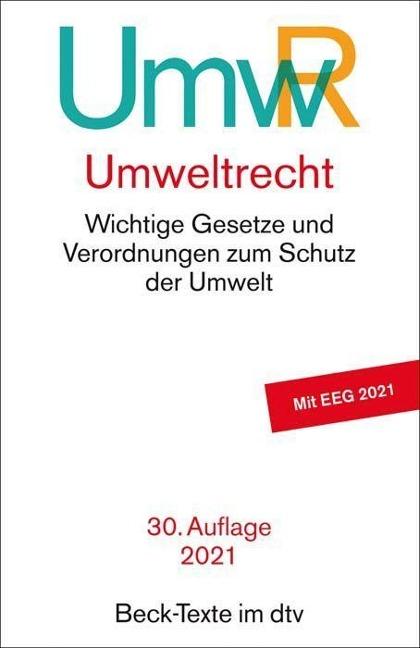 Umweltrecht (UmwR) -