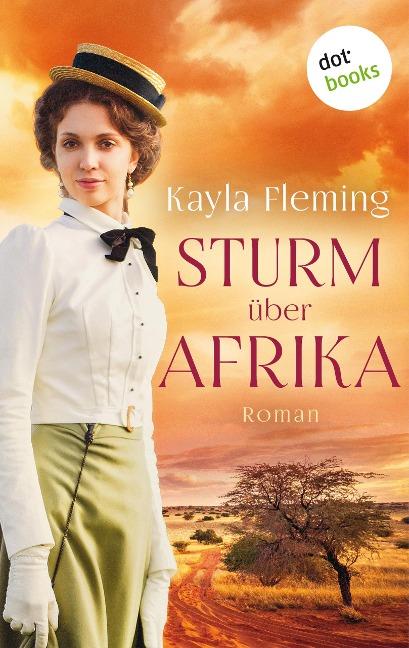 Sturm über Afrika - Kayla Fleming
