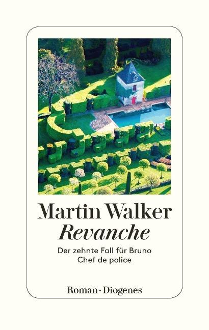 Revanche - Martin Walker