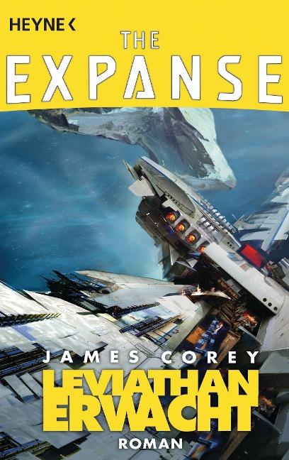 Leviathan erwacht - James Corey