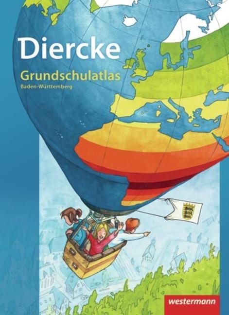 Diercke Grundschulatlas. Baden-Württemberg -