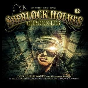 Die Geheimwaffe-Folge 82 - Sherlock Holmes Chronicles