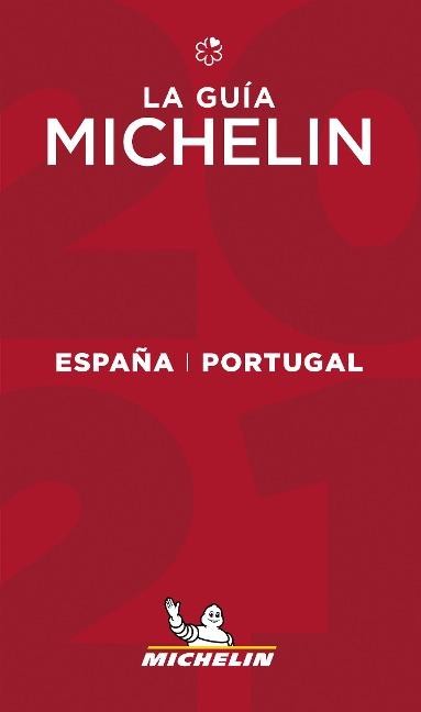 Michelin España & Portugal 2021 -