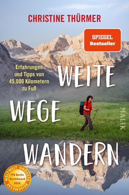 Weite Wege Wandern - Christine Thürmer