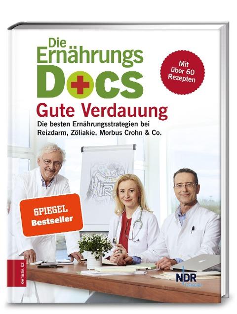 Die Ernährungs-Docs - Gute Verdauung - Jörn Klasen, Anne Fleck, Matthias Riedl