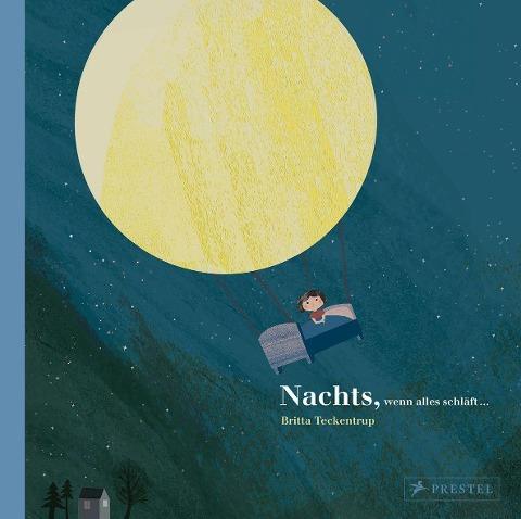 Nachts, wenn alles schläft ...