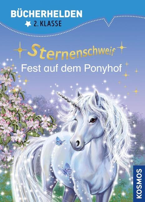 Sternenschweif, Bücherhelden, Fest auf dem Ponyhof - Linda Chapman