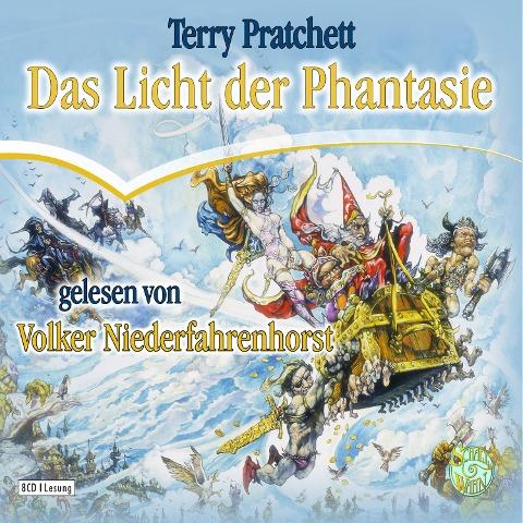 Das Licht der Fantasie - Terry Pratchett