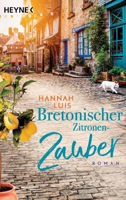 Bretonischer Zitronenzauber - Hannah Luis