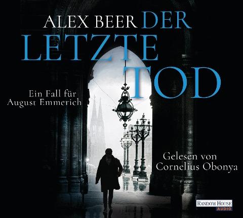 Der letzte Tod - Alex Beer