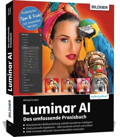 Luminar AI - Das große Praxishandbuch - Michael Gradias