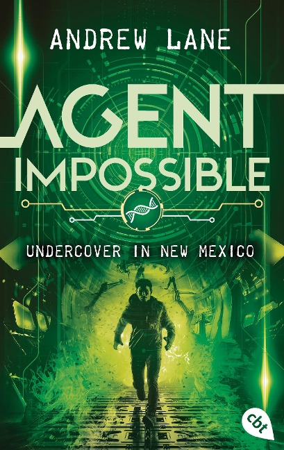 AGENT IMPOSSIBLE - Undercover in New Mexico - Andrew Lane