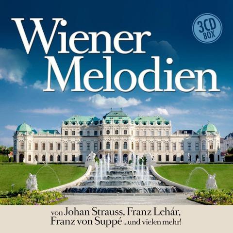 Wiener Melodien - Various
