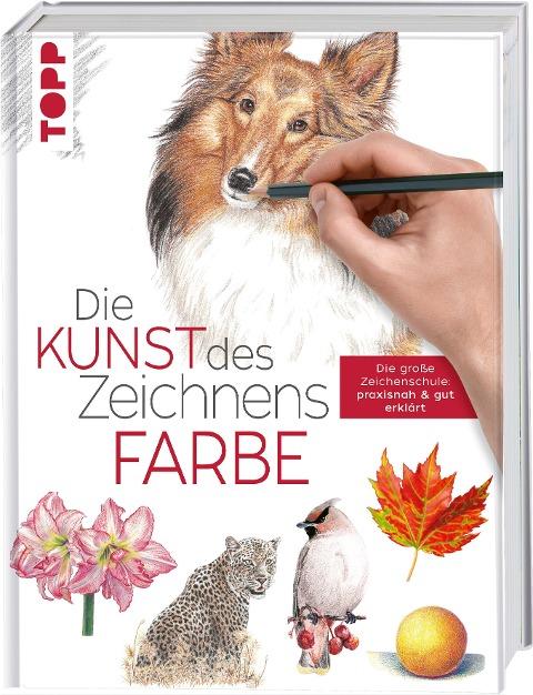 Die Kunst des Zeichnens Farbe - Frechverlag