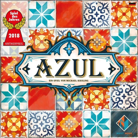 Azul (Next Move Games) -