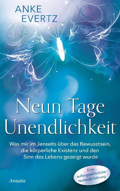 Neun Tage Unendlichkeit - Anke Evertz