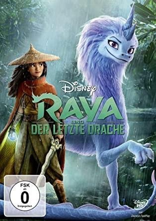 Raya und der letzte Drache - Qui Nguyen, Adele Lim, Paul Briggs, Don Hall, Carlos López Estrada