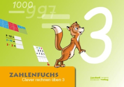 Zahlenfuchs 03 - Thomas Auras, Peter Wachendorf, Jan Debbrecht