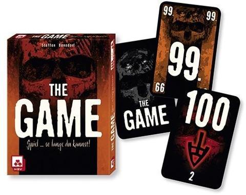 """Kartenspiel """"The Game"""" -"""