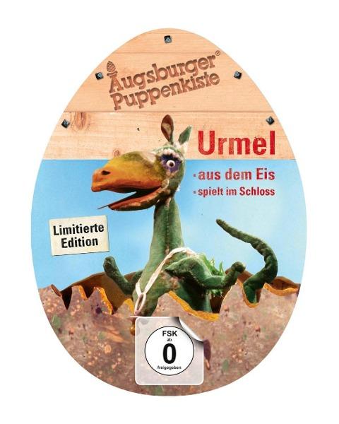 Urmel aus dem Eis Metall-Box Sonderedition (2 DVDs) -