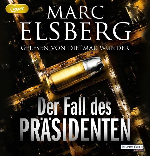 Der Fall des Präsidenten - Marc Elsberg