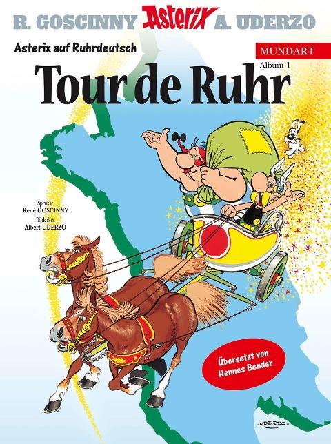 Asterix auf Ruhrdeutsch 3
