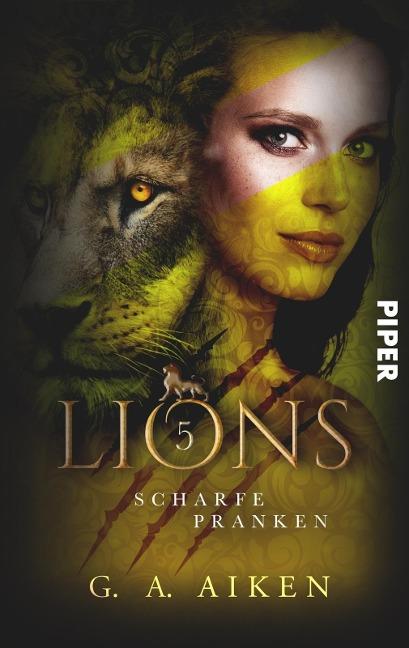 Lions - Scharfe Pranken - G. A. Aiken