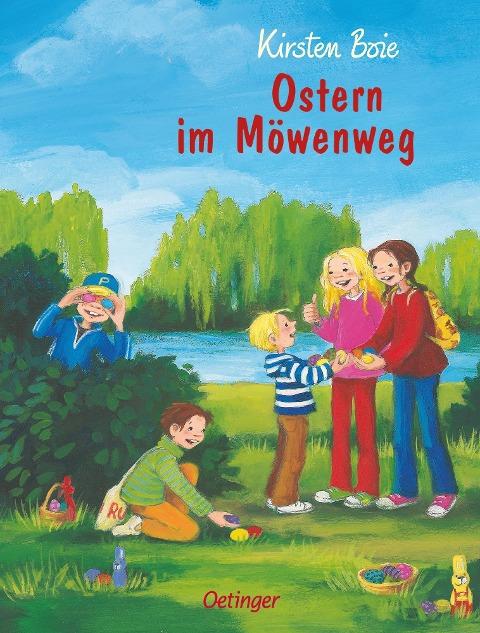 Ostern im Möwenweg - Kirsten Boie