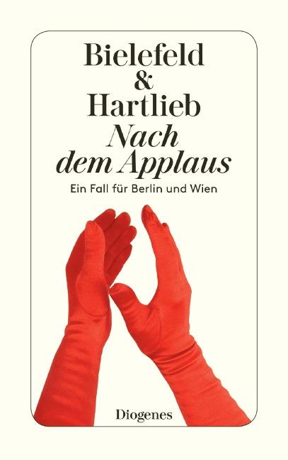 Nach dem Applaus - Claus-Ulrich Bielefeld, Petra Hartlieb