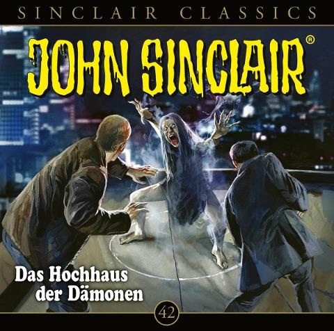 John Sinclair Classics - Folge 42 - Jason Dark