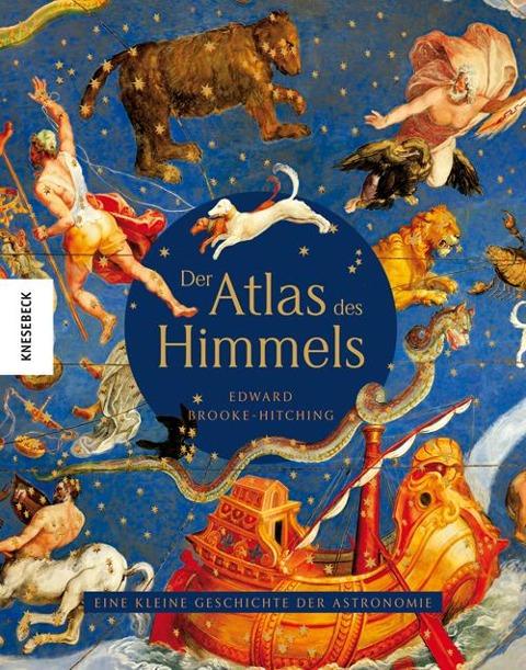 Der Atlas des Himmels - Edward Brooke-Hitching