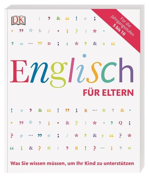 Englisch für Eltern - Valentin Werner, Karl Werner