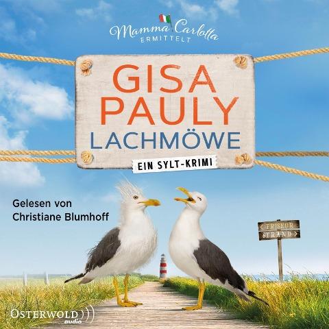Lachmöwe (Mamma Carlotta 15) - Gisa Pauly