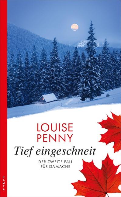 Tief eingeschneit - Louise Penny