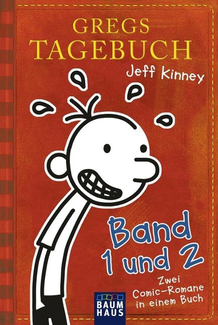 Gregs Tagebuch - Band 1 und 2 - Jeff Kinney