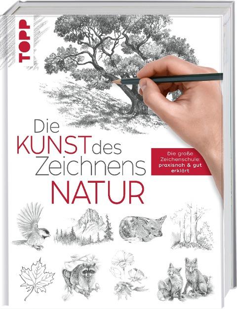 Die Kunst des Zeichnens - Natur - Frechverlag