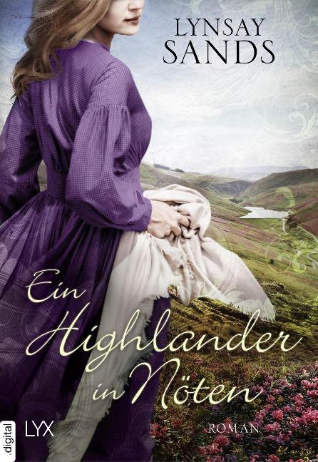 Ein Highlander in Nöten - Lynsay Sands